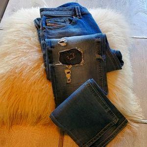 Diesel Slim Skinny Jeans Men